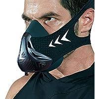 Preisvergleich für KANGLE Sport Maske Fitness, Training, Laufen, Widerstand, Höhenlage, Cardio, Ausdauer Maske Für Fitness-Training Sport Maske