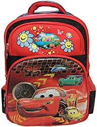 Kids KG School Car Backpack With Auto-Light