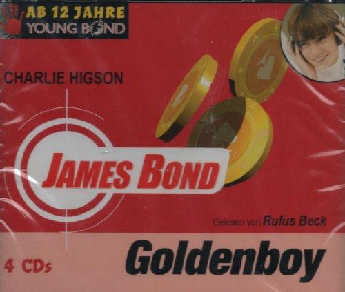 James Bond - Goldenboy (Bond Box-set-dvd-james)