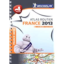 Mini atlas France 2013 Michelin
