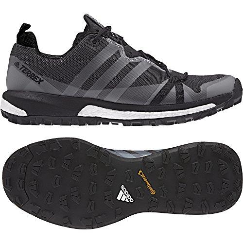 newest e6a71 3e1f9 adidas Terrex Agravic W, Chaussures de randonnée Femme, Noir (Nero Negbas  gritra
