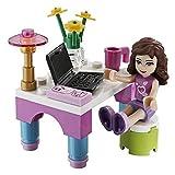 LEGO 30102Friends Figur Olivia mit Schreibtisch (Exklusive)