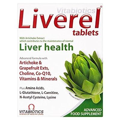 Liverel (60 tablets) - x 2 *Twin DEAL Pack*