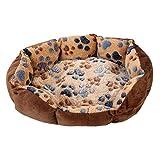 YSA Soft Cat Bed House para Perros Cat Nest Sleep Felpudo Cojín para Mascotas Dog Cat House Bed Productos para Mascotas