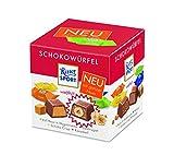 Ritter SPORT Schokowürfel Vielfalt, 4er Pack (4 x 176 g)