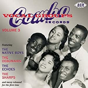 Combo Vocal Groups Vol.3
