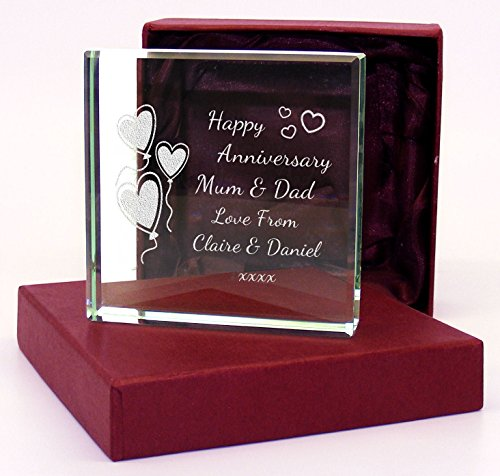 engraved-wedding-anniversary-presentation-glass-block-keepsake-gift-8cm-x-8cm
