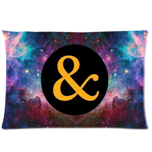 "Generic Of Mice & Men Band Decorative Cushion Cover Sofa Throw Pillowcas Custom Zippered Pillow Case 20""x30""(two sides)"