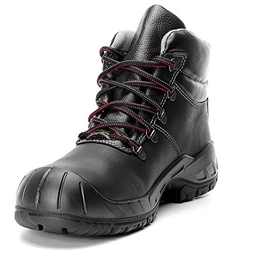 Elten 766941-49 Laurenzo Rubber Mid Chaussures de sécurité ESD S3 Taille 49