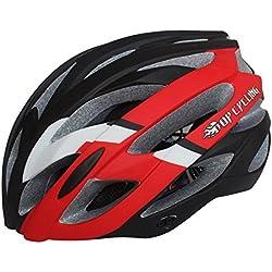 260g peso ultra ligero - ciclismo bicicleta de carretera bicicleta de montaña MTB bicicleta casco de seguridad - cómodo, ligero, transpirable