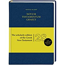Novum testamentum graece : Edition en grec