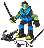 Tortugas Ninja - Figura articulada S5 Stealth Tech Leo (Giochi Preziosi 95500)