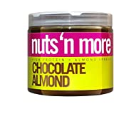 Nuts N More Beurre d'amande–Haute Protéine de propagation