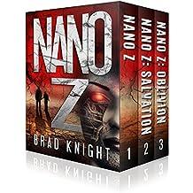 Nano Z Trilogy Box Set (English Edition)