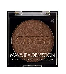 Makeup Obsession Eyeshadow, E159 Coffee Club, 2g