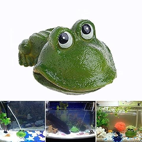 dairyshop Aquarium Süßes Frosch Air Bubble Bubbling Stein Sauerstoff Pumpe