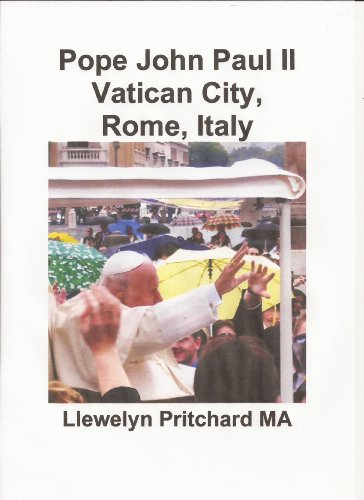 Pope John Paul II Vatican City, Rome, Italy (Photo Albums Book 13) (Basque Edition) por Llewelyn Pritchard MA
