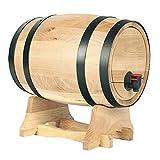 Tonneau de vin Récipient pour Le vin Capacité 5,5l