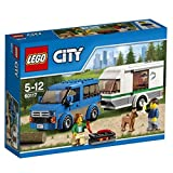 LEGO 60117 City Great Vehicles Van – Multi-Coloured