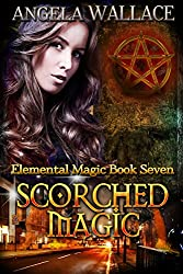 Scorched Magic (Elemental Magic Book 7) (English Edition)