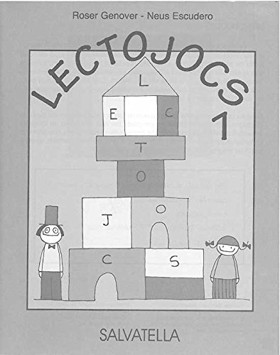 Lectojocs té com a objectiu treballar la lectura a partir d'activitats que ajuden a la comprensió i a l'adquisició d'una velocitat de lectura adequada. El plantejament de cada quadern permet un ús flexible, en funció del nivell lector de cada nen.