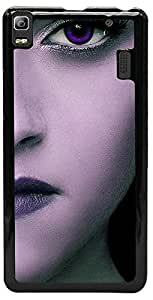 PrintVisa 2D-LA7000-D7867 Mobile Case Cover For Lenovo A7000