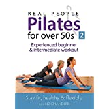 Pilates for Over 50s 2 - Experienced beginner & intermediate workout.