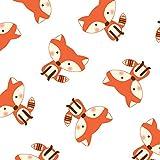 Fox Stoffe–Füchse