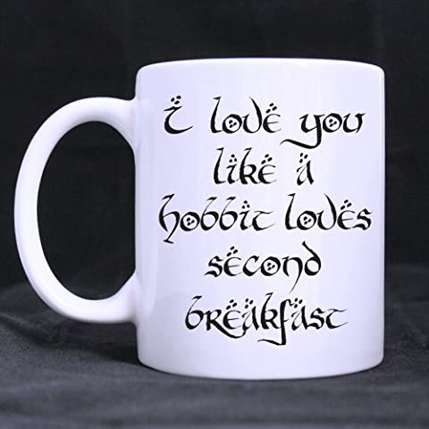 11 Ounce- Funny Novelty Funny Quotes Mug, I Love You