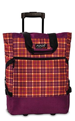 Einkaufstrolley Shopper Bag Case Trolley Einkauf Sport Freizeit Fa. Bowatex