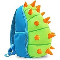 OFUN Dinosaur Backpack Toddler, Cartoon Child Rucksack Boys Backpack Toddler Bags for Boys Girls, Kids Nursery Bags Dinosaur Gifts for Children Boys Girls
