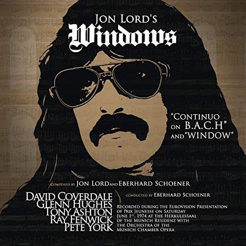 Jon Lord - Windows (LP Gatefold) [Vinyl LP]