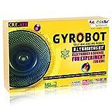 #2: Gyrobot Self Balancing Robot - DIY Robotics Kit