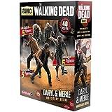 Walking Dead Building Sets Woodbury Arena Daryl & Merle 5 Figure Pack by Building Sets