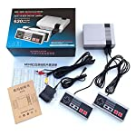 Zantec Classic Mini Game Consoles Built-in 620 TV Video Game With Dual Controllers British regulations
