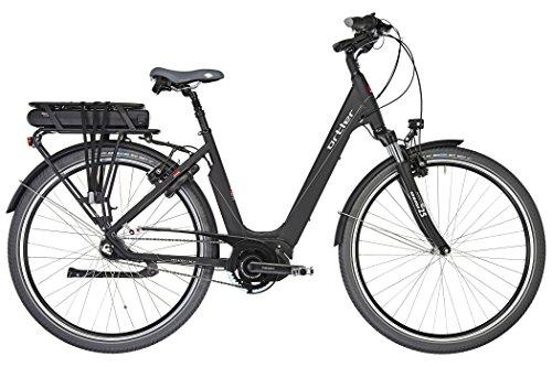 ORTLER Bern schwarz matt Rahmengröße 50cm 2017 E-Cityrad