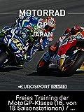 Motorrad: MotoGP 2018 - Großer Preis von Japan in Motegi - Freies Training der MotoGP-Klasse (16. von 18 Saisonstationen) / Übertragung vom Twin Ring
