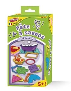 Joustra - 48031 - Kit de Loisir Créatif - Pate à Savon