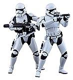 Hot Toys Maßstab 1: 6Star Wars The Force Weckt Erste Bestellung Stormtrooper Figur (2Stück)