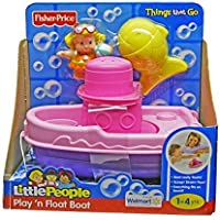 Little People Play 'n Float Boat by Fisher-Price