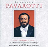 Songtexte von Luciano Pavarotti - The Essential Pavarotti