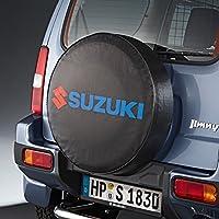 Reserveradabdeckung Stoff ohne Platte mit Schriftzug für Suzuki Jimny