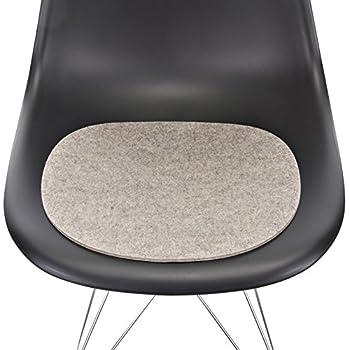 filzauflage eames plastic sidechair antirutsch hellmeliert 5011235_07ar - Eames Chair Sitzkissen