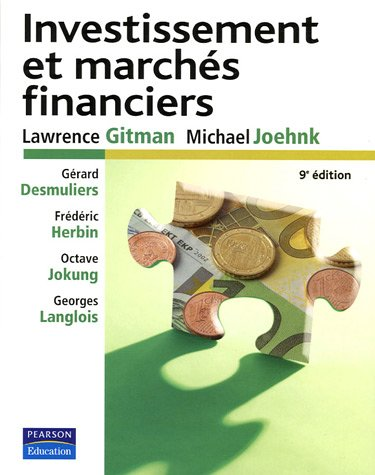 Principes d'investissement financiers