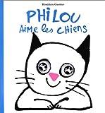 """Afficher """"Philou aime les chiens"""""""