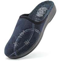 JOMIX Ciabatte Uomo Invernali Calde Made in Italy Pantofole Uomo Invernali da Casa
