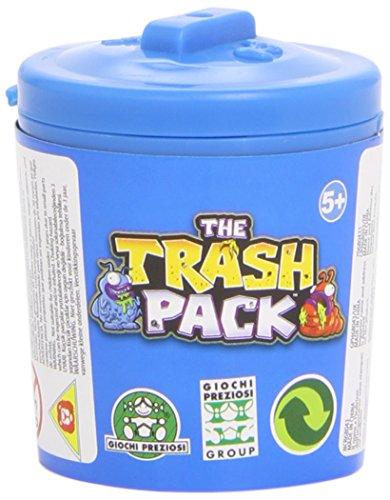 Giochi Preziosi 68043 - Trash Pack ,  2 Figuras en Mülltonne