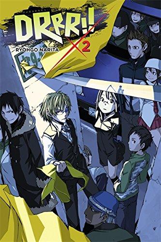 Durarara!!, Vol. 2 (light novel) por Ryohgo Narita