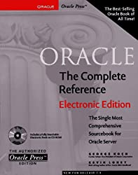Oracle: The Complete Reference (Oracle Press Series)