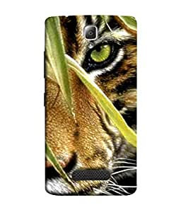 Fuson Designer Back Case Cover for Lenovo A2010 (Jungle Forest Wildlife Man Officer Men )